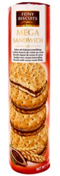 Mega Sandwich 500g Feiny Biscuits