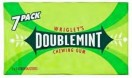 Wrigleys Doublemint 7-pack