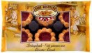Crispy biscuit with sour cherry flavoured stuffing 235g Fine Bis