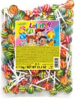 Lollys Mix 100x10g bag