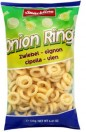 Onion Rings 125g Bag Snackline