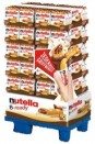 Nutella B-ready 6-pack expo 96 st