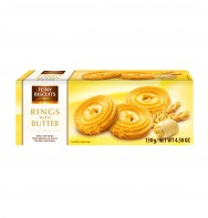 Biscuits with butter 130g