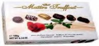 Assorted pralines rose 180g Maître Truffout