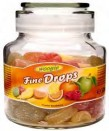 Fruit candies 300g glass Woogie