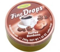 Fine Drops Coffee 200g tin Woogie