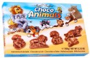 Milk chocolate choco animals 100g