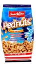 Peanuts roasted and salted 150g Bag Snackline