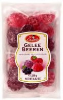 Jelly berries 250g Blister Sir Charles