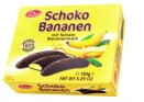 Chocolate bananas 150g