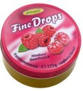 Fine Drops with raspberry flavour 175g