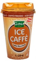 Iced coffee - latte macchiato 230 ml